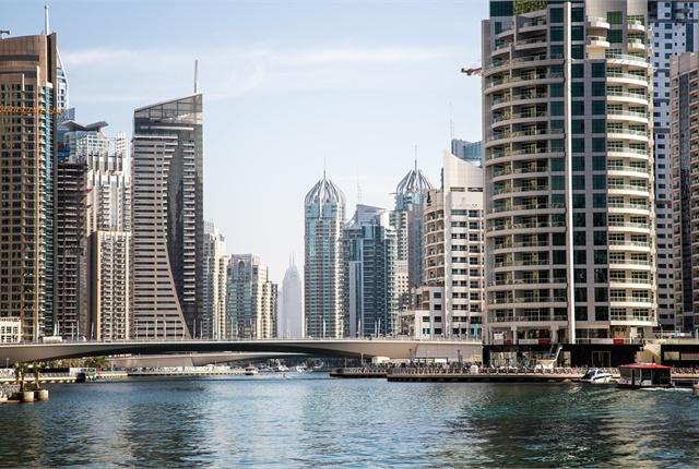 Dubai. Photo via Rivella/Pixabay