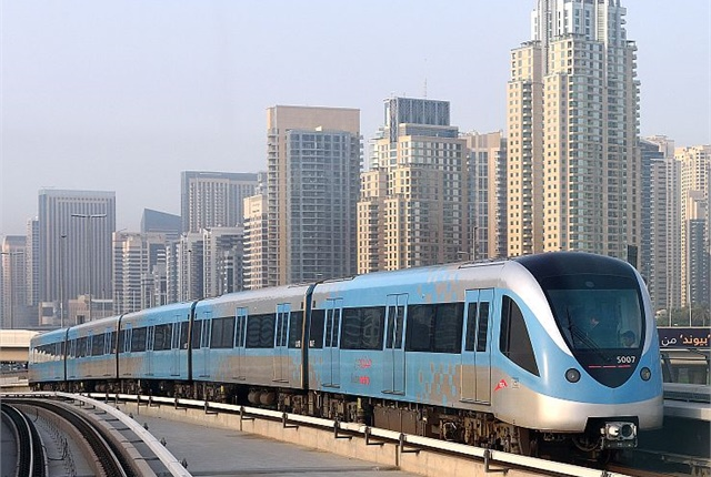 Smart Car Rental's carsharing service will be available at over 45 locations within Dubai, including five locations at Dubai Metro stations. Photo via Wikimedia