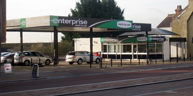 Enterprise Car Rental Edinburgh Airport