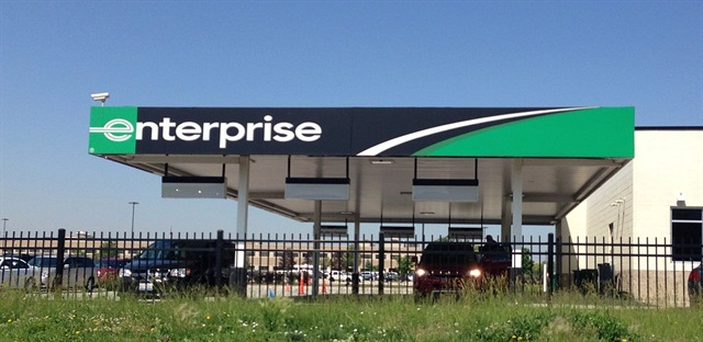 Enterprise Rent-A-Car. Photo via Wikimedia/WestportWiki