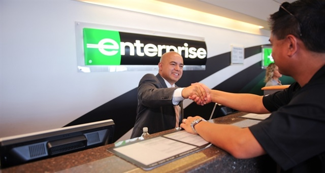 Photo courtesy of Enterprise Holdings.