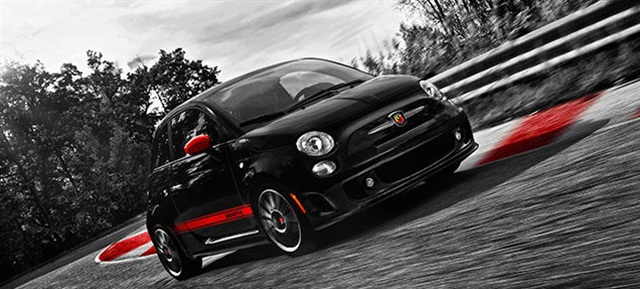 The Fiat Abarth. Photo courtesy of Fiat USA.