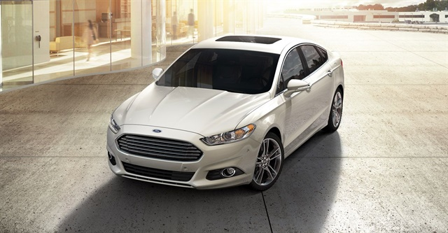 First Car Rental has added the Ford Fusion to its rental fleet. Photo courtesy of & First Car Rental Adds 3 New Models to Fleet - Rental Operations ... markmcfarlin.com