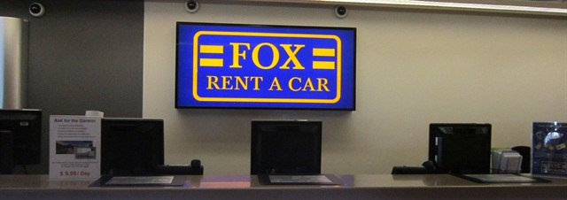 Fox Rent-A-Car is opening a new location in South Carolina next month. Photo courtesy of Fox.