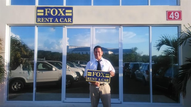 Photo courtesy of Fox Rent A Car.