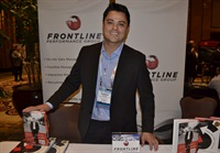 Frontline Performance Group at last year's Auto Rental Summit. Photo by Amy Winter-Hercher.