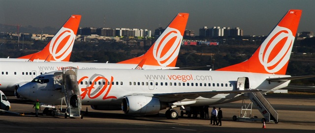 Rentcars.com is partnering with Brazil-based GOL Airlines. Photo via Wikimedia.