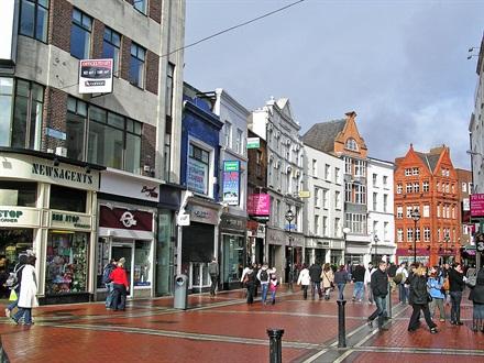 Avis Car Rental Ireland has locations in Dublin. Photo courtesy of Wikimedia.