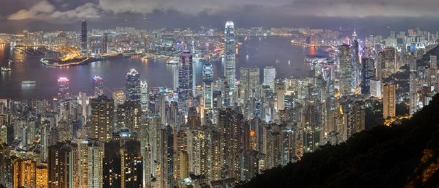 Hong Kong. Photo via Wikimedia