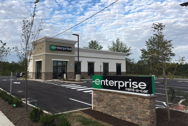 Enterprise Car Rental Indianapolis