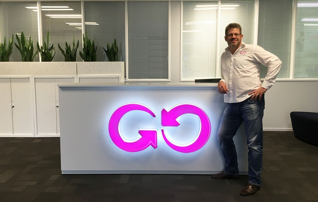 James Dalglish, general manager of GO Rentals in New Zealand. Photo courtesy of GO Rentals