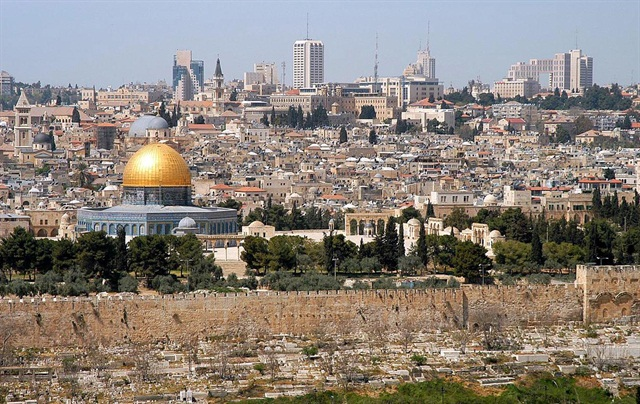 Travelauto.com has added Budget Rent a Car Israel, which covers areas like Jerusalem. Photo via Wikimedia.