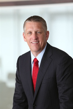 Jim Mueller has been named as Hertz's senior vice president for International Sales, Marketing and Revenue Management. Photo via The Hertz Corp.