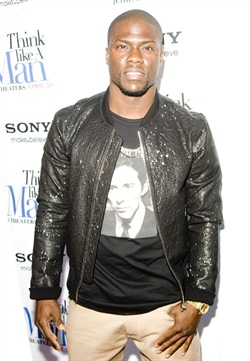 Kevin Hart made a video asking National Car Rental to give a shuttle driver her job back. Photo via Wikipedia.