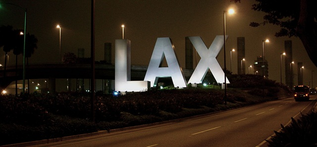 Los Angeles International Airport. Photo via Wikimedia.