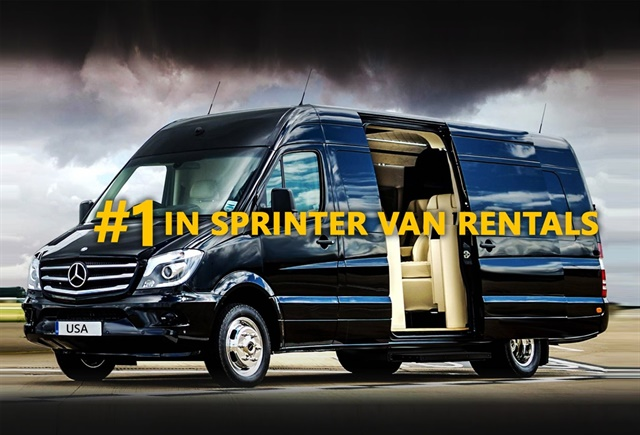 Items tagged mercedes benz sprinter auto rental news for Mercedes benz sprinter rental