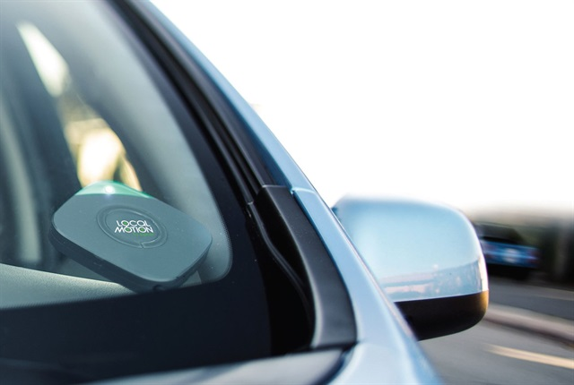 Photo courtesy of Zipcar