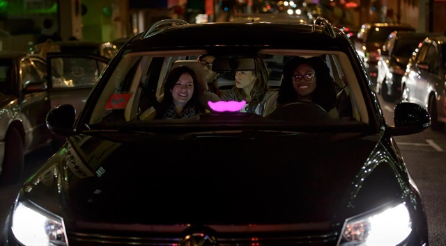 Photo courtesy of Lyft.