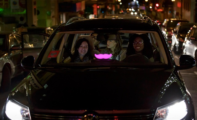 Mercury Insurance is now offering coverage to Transportation Network Company drivers like Lyft in California. Photo courtesy of Lyft.