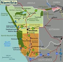 Map via Wikimedia.