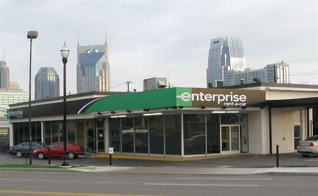 Enterprise Holdings plans to expand its rental locations in Nashville. Photo courtesy of Enterprise Holdings.