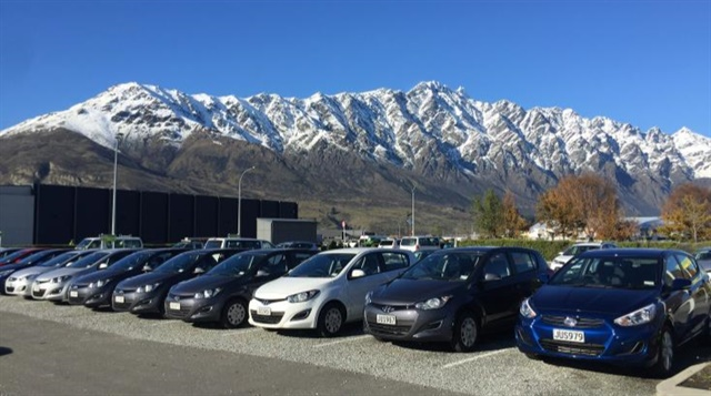 Enterprise Rent-A-Car has opened a location at Queenstown Airport through its franchisee Redspot Car Rentals. Photo courtesy of Enterprise Holdings.