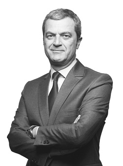 Philippe Germond has been named as Europcar Group's new CEO.
