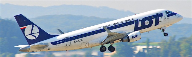 CarTrawler has been named as a rental car partner with LOT Polish Airlines. Photo via Wikimedia.