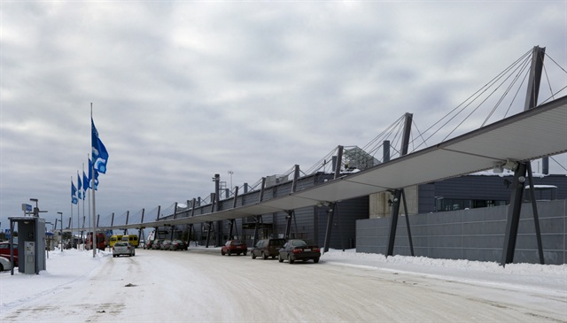 Green Motion has opened a location at Finland's Rovaniemi Airport. Photo via Wikimedia.