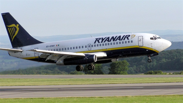 CarTrawler has partnered with Ryanair. Photo courtesy of Wikimedia.