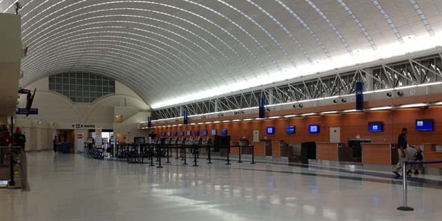 San Antonio International Airport. Photo courtesy of Wikimedia.