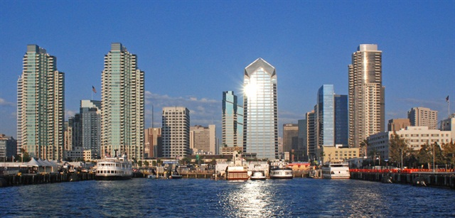 San Diego. Photo via Wikimedia.