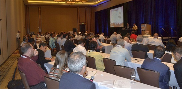 A seminar session at last year's Auto Rental Summit. Photo by Amy Winter.