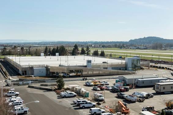 The QTA at Portland International. Photo courtesy of Portland International Airport
