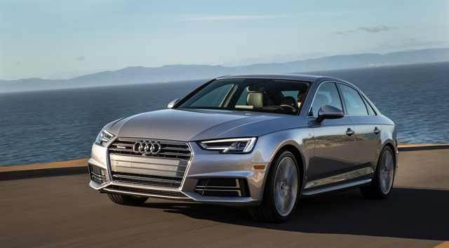 Silvercar's app-based car rental service only offers Audi A4 vehicles. Photo courtesy of Audi
