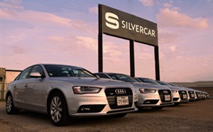 Photo courtesy of Silvercar.