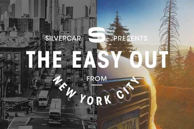 Courtesy of Silvercar.