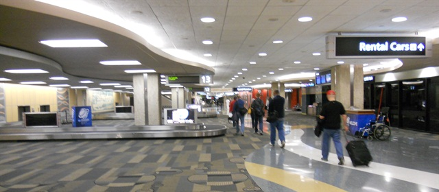 Tampa International Airport, circa 2011. Photo via Wikimedia.