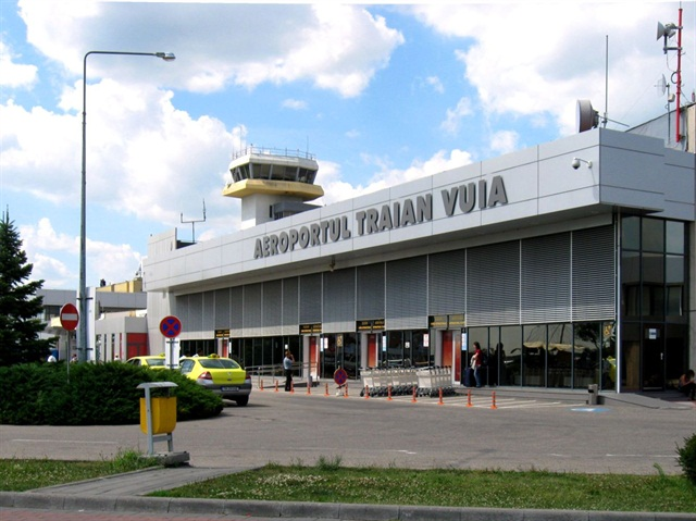 Right Cars plans to open at Timisoara Traian Vuia International Airport in Romania. Photo credit: Wikipedia