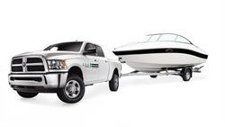 A pickup truck rental from Enterprise Truck Rental. Photo courtesy of Enterprise Holdings.