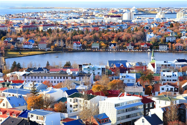 Reykjavik, Iceland, ranks as the most expensive city in Europe to rent a car in CheapCarRental.net's recent survey. Photo via Christine Zenino/Flickr