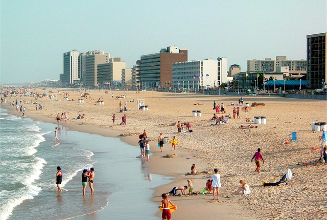 Virginia Beach. Photo via Wikimedia.