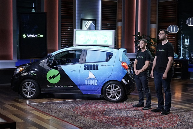 "WaiveCar was featured on ""Shark Tank."" Photo courtesy of WaiveCar."
