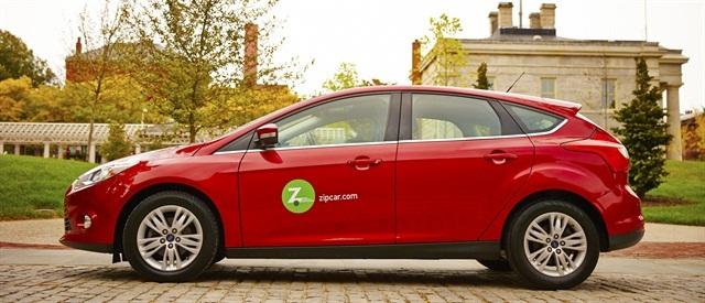 Photo courtesy of Zipcar.