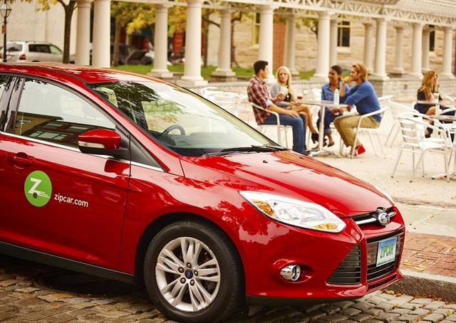 Zipcar has acquired Buffalo CarShare. Photo courtesy of Zipcar.