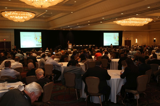 More than 800 attendees gathered from North America and overseas for this year's conference at Bally's Las Vegas.